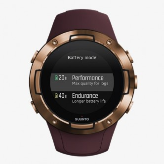 SUUNTO 5 G1 BURGUNDY COPPER