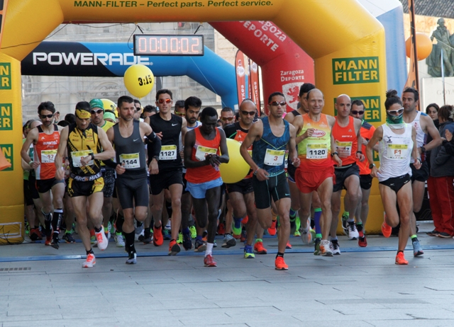 ¡Prepárate con los grupos de entrenamiento de Running Zgz para correr las carreras más emblemáticas de nuestra ciudad!