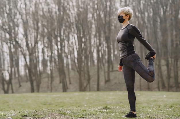 Correr con mascarilla: mitos y verdades