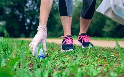 Plogging: ecología y running