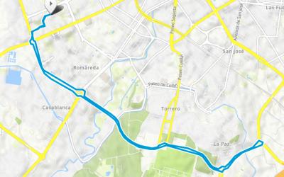 Rutas de running por zaragoza y alrededores