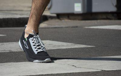 Enda: las zapatillas kenianas